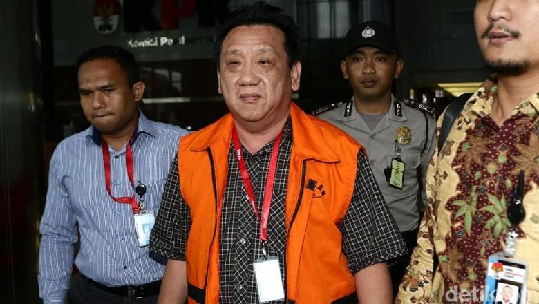 KPK Periksa Aseng Jadi Saksi untuk Yudi Widiana