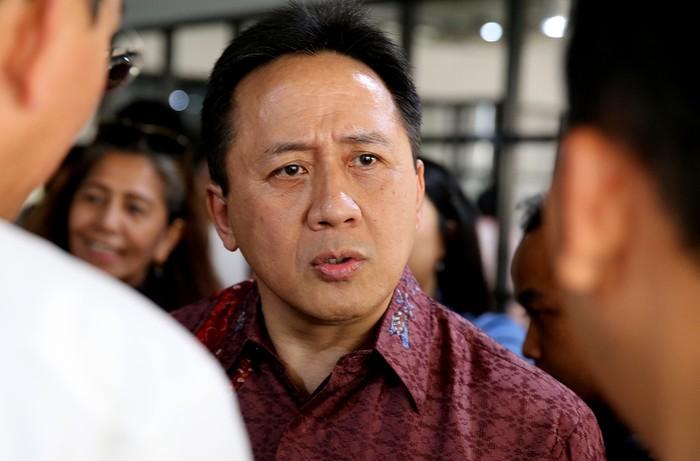 Ketua Bekraf Triawan Munaf (Foto: Ari Saputra/detikcom)