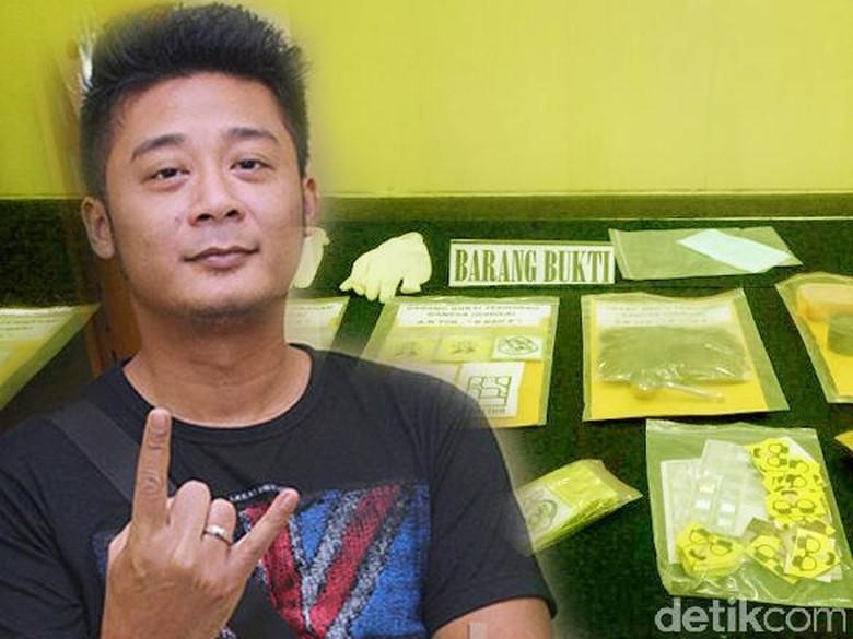 Sidang Perdana Kasus Narkoba, Andika The Titans Ngaku 2 Kali Pesan Narkoba