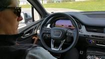 Menjajal Kepintaran Mobil Masa Depan