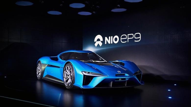 Mobil Listrik Ini Patahkan Rekor Lamborghini