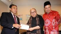 Ketua MURI Terima Undangan Kunjungan Raja Salman di DPR