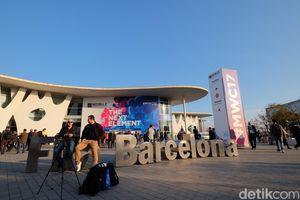 Pesta Teknologi di Barcelona