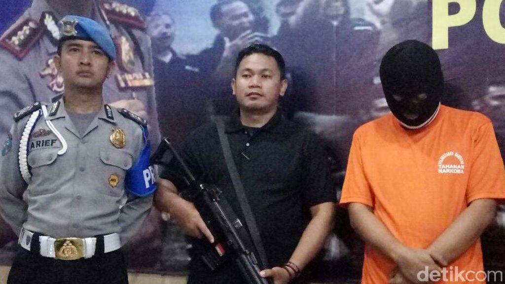 Kasusnya Sudah P21, Andika The Titans Dipindahkan ke Rutan Kebonwaru