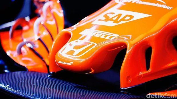 Apa yang Baru di Mobil F1 McLaren Honda?