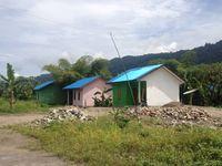 Pemerintah Bangun Rumah Khusus di Kabupaten Teluk Wondama, Papua Barat