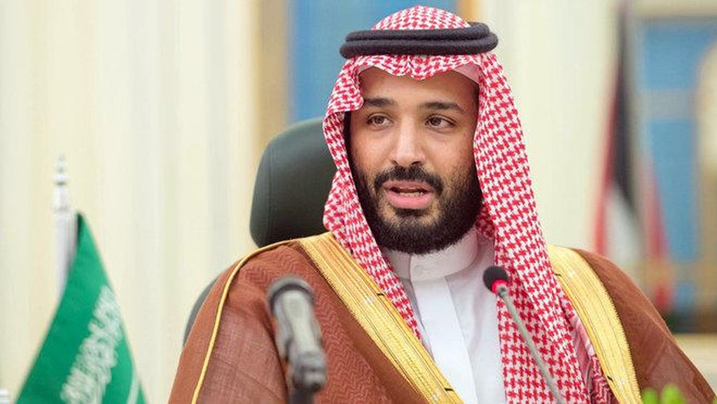 Putra Mahkota Arab Saudi Sebut Ayatollah Ali Khamenei 'Hitler Baru'
