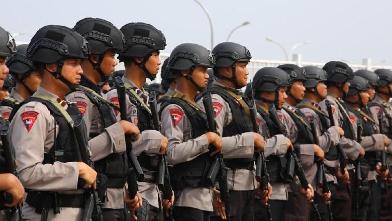 Amankan Hari Raya Idul Fitri, Polda Jatim Terjunkan 12 Ribu Personel