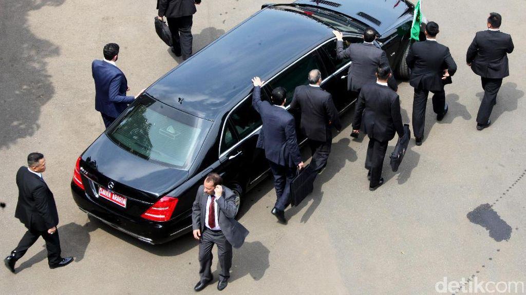 Beli Mobil Seperti Raja Salman Harus Inden Hingga 12 Bulan