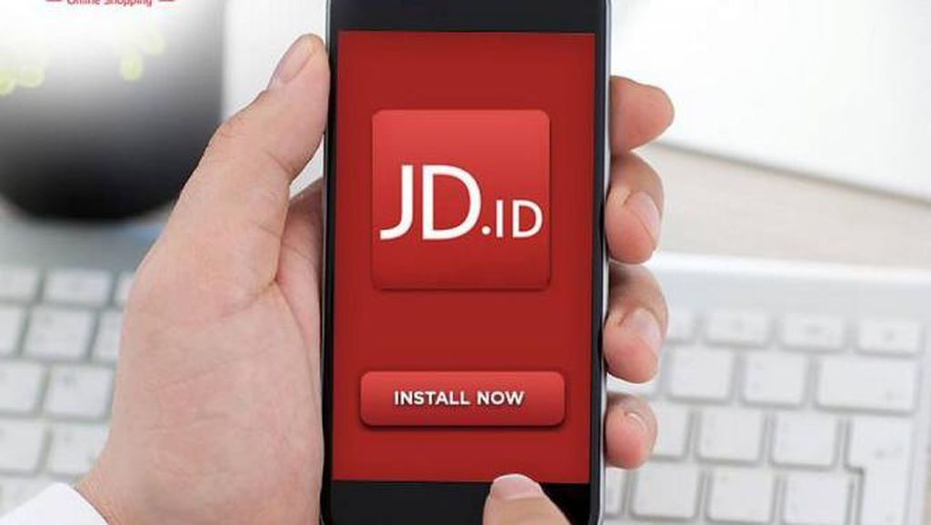 JD.id Klarifikasi Tumbangnya Layanan