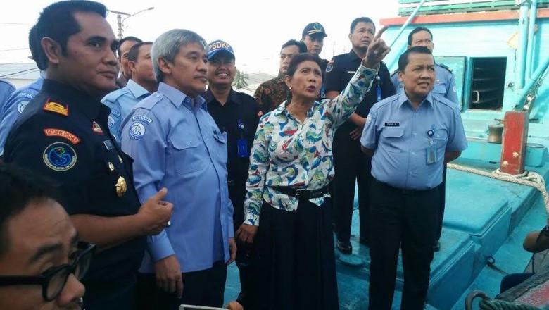 Nelayan Boleh Pakai Cantrang, Tapi Hanya Melaut di Wilayahnya