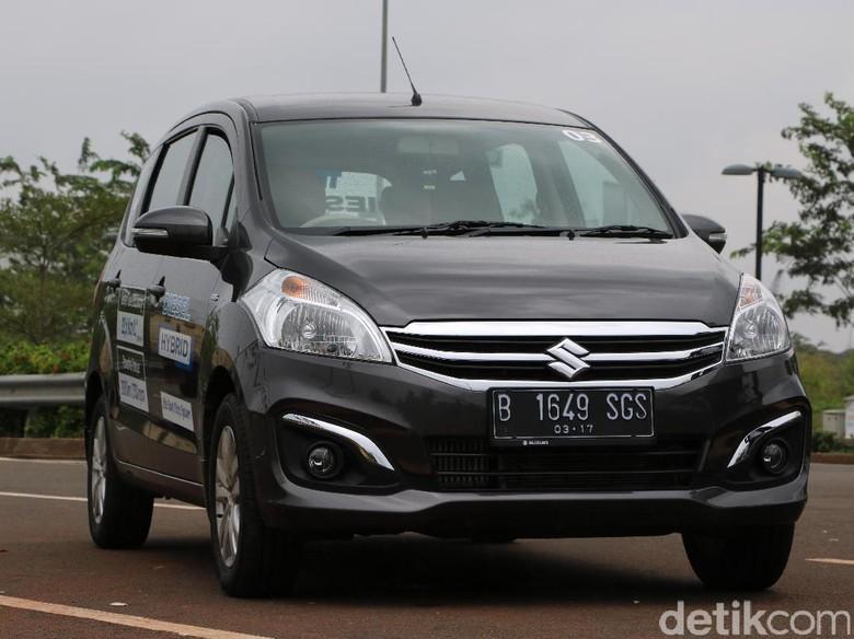 Suzuki Siapkan Ertiga Baru, Kapan Meluncur?