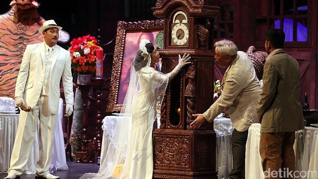Teater Koma Umumkan Harga Tiket Pentas Sie Jin Kwie