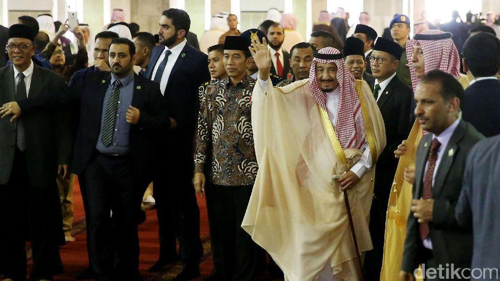 Investasi Saudi di RI Kecil, Bagaimana Realisasi 5 Tahun Terakhir?