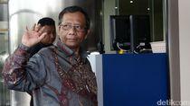 Mahfud MD soal Tweet SBY: Itu Peringatan agar Kita Tidak Curang