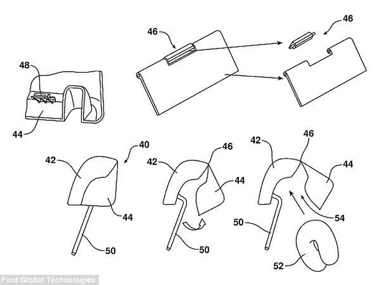 Inikah yang Membuat Penumpang di Mobil Terhindar Sakit Leher?