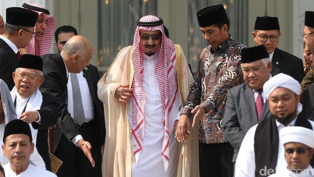 Harapan Menag: Mudah-mudahan Raja Salman Berkunjung Lagi ke RI