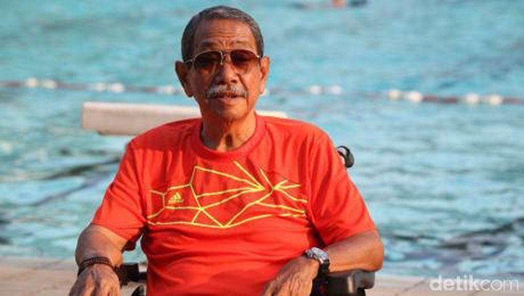 Tokoh Renang Indonesia, Radja Nasution, Tutup Usia