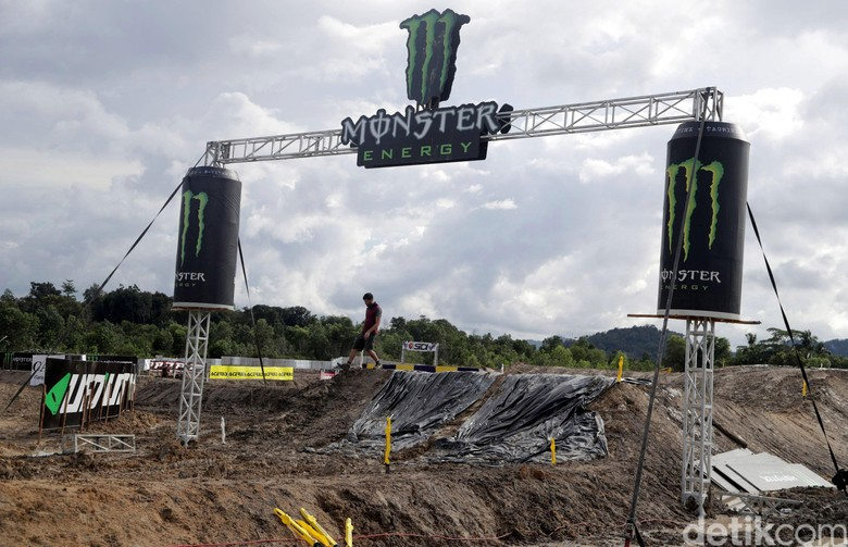 Ini Sirkuit Tempat Adu Balap Motocross MXGP