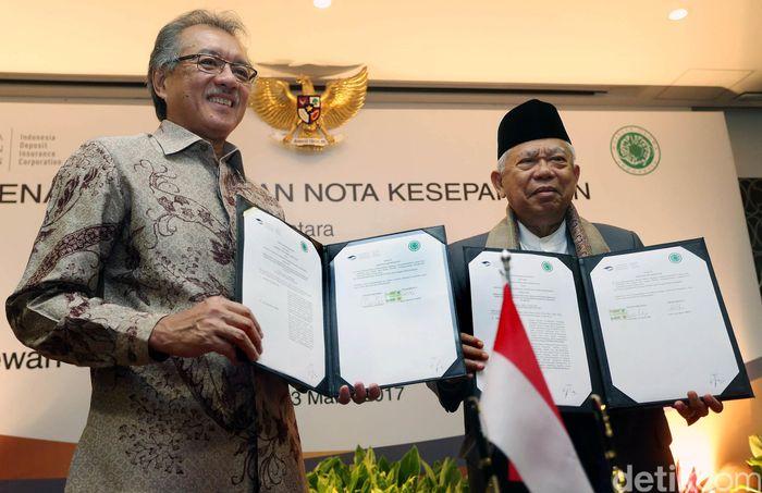 Penandatanganan kerjsama itu dilakukan di Jakarta, Jumat (03/03/2017).