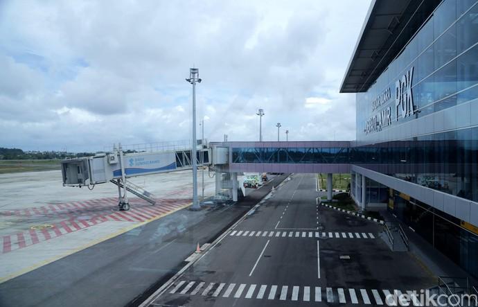 Wajah Baru Bandara Depati Amir