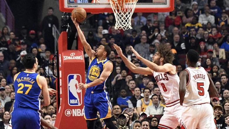 Tanpa Durant, Warriors Telan Kekalahan Beruntun