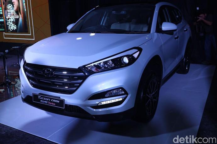 Hyundai Tucson Versi Diesel Dibanderol Rp 458 Juta