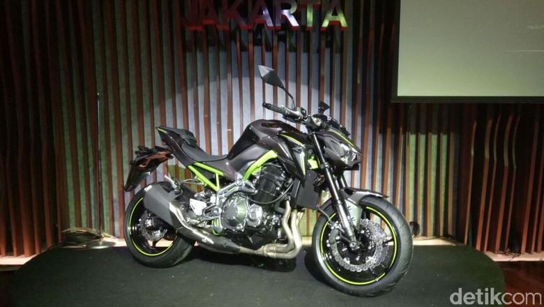 Kawasaki Siapkan Motor Klasik Berbasis Z900