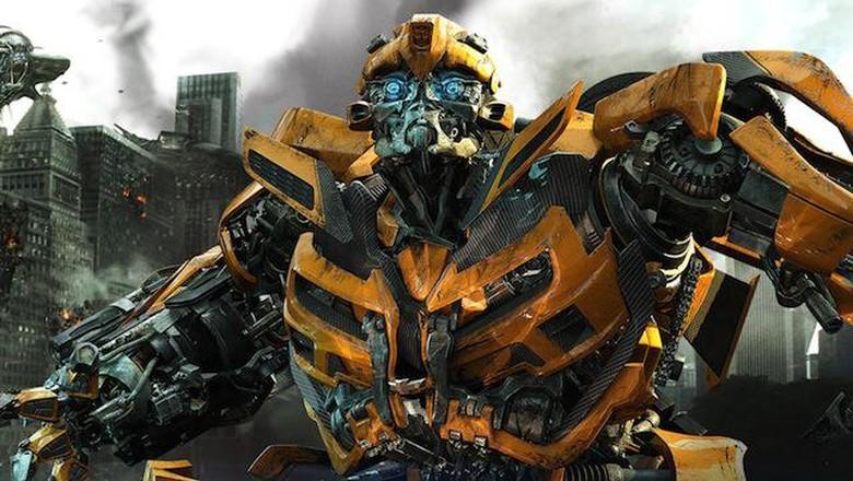 Film Bumblebee Ditargetkan untuk Penonton Muda