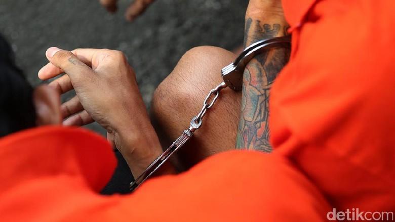 Simpan Sabu di Celana Dalam, 2 Pria Aceh Ditangkap