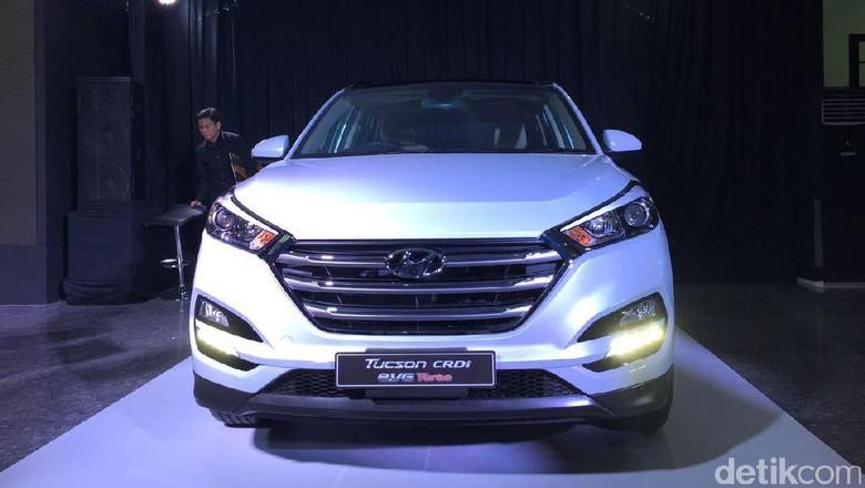 Hyundai Luncurkan Tucson Versi Diesel