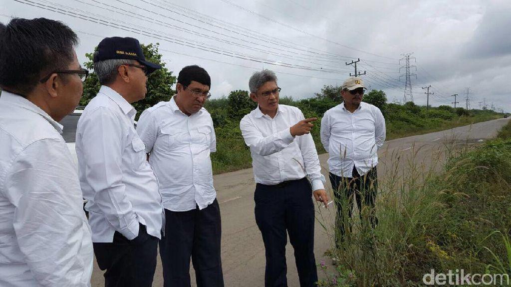 Jalan Lintas Timur Sumatera Diperbaiki Menyeluruh