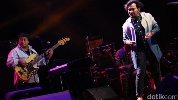 Tak Ada Kata Bosan Dengar Senandung Tompi di BNI Java Jazz 2017