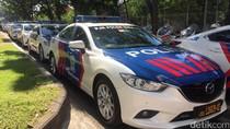 90 Unit Patwal Siap Kawal Raja Salman dan Rombongan di Bali