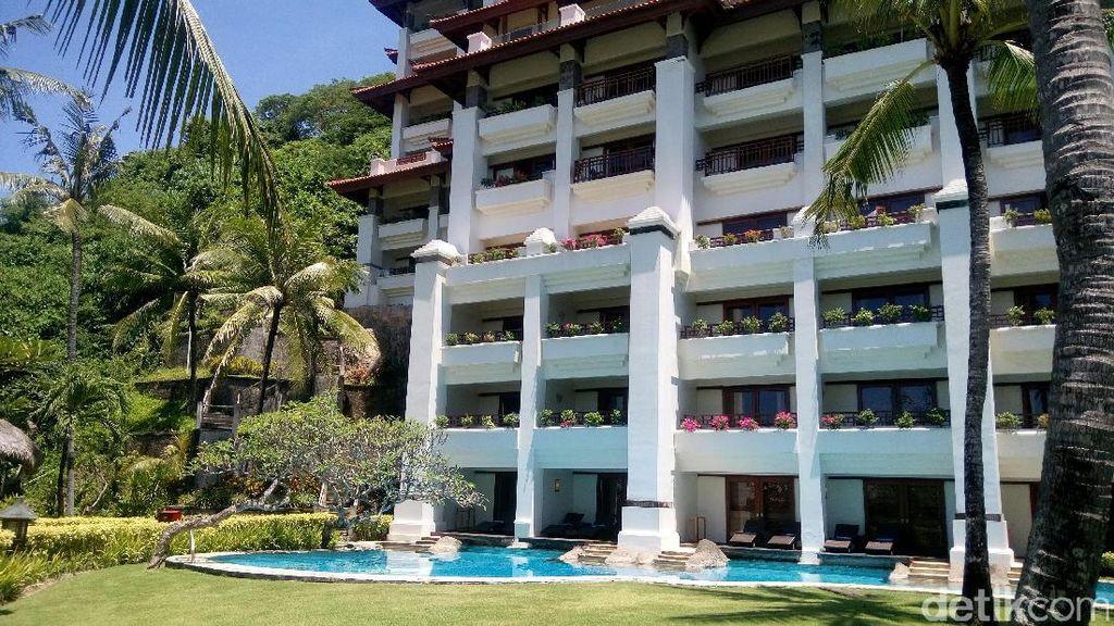 Tingkat Hunian Hotel Naik Hingga 70% Jelang Tutup Tahun
