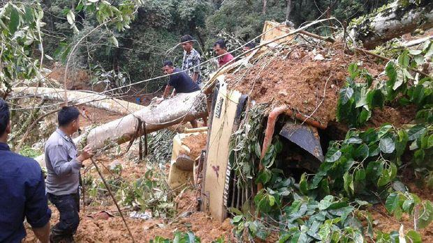 Kerugian Banjir dan Longsor di Limapuluh Kota Capai Rp 252 M