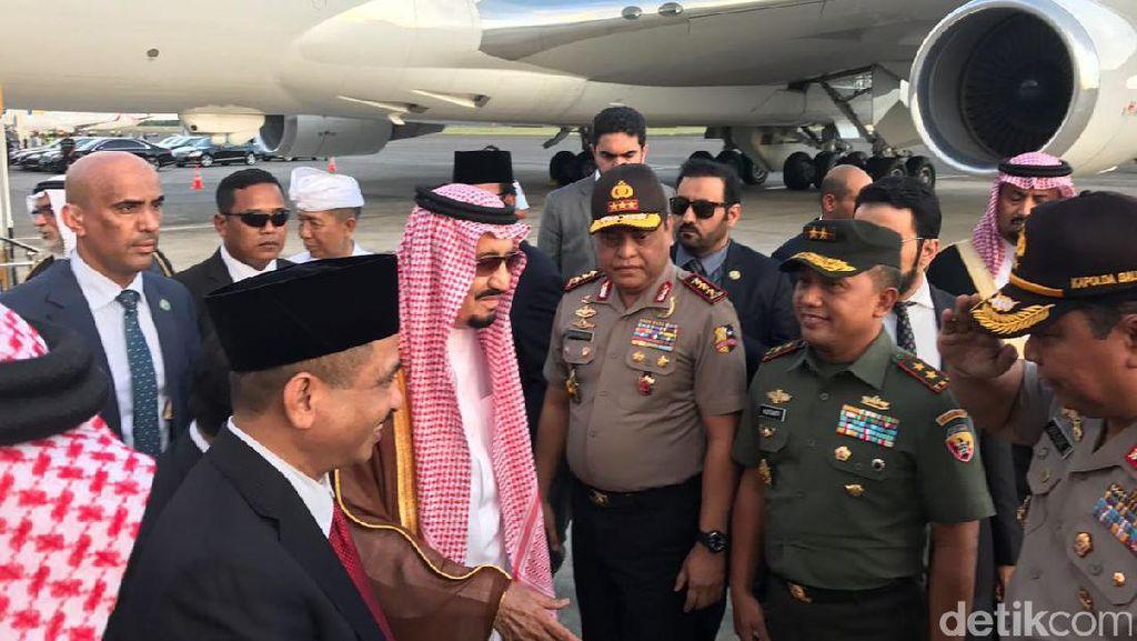 Raja Salman Perpanjang Liburan di Bali, Menpar Minta Keamanannya Dijaga