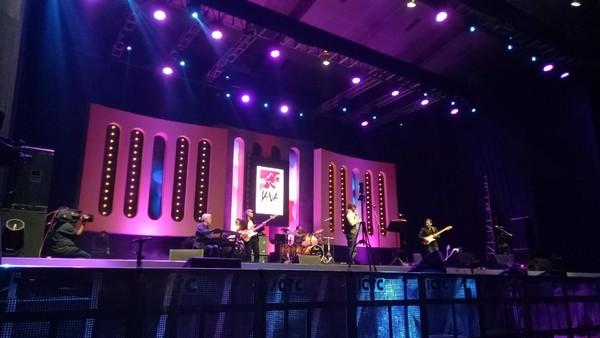 Kharisma Al Jarreau Terasa di Panggung BNI Java Jazz 2017