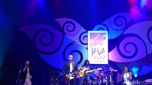 Rasa Lain Barasuara Bersama Ron King Horn Section di Java Jazz