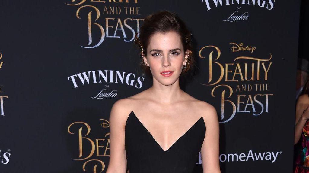 Pose Seksi di Vanity Fair Jadi Kontroversi, Ini Kata Emma Watson