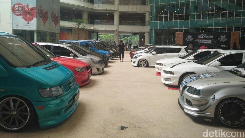 Sedan dan SUV Paling Cocok Dimodif Jadi Mobil Ceper