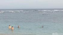 Liburan di Bali, Rombongan Raja Salman Berbaur dan Tanpa Pengawalan