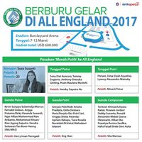 Susy Susanti Pimpin Skuat Indonesia ke All England 2017