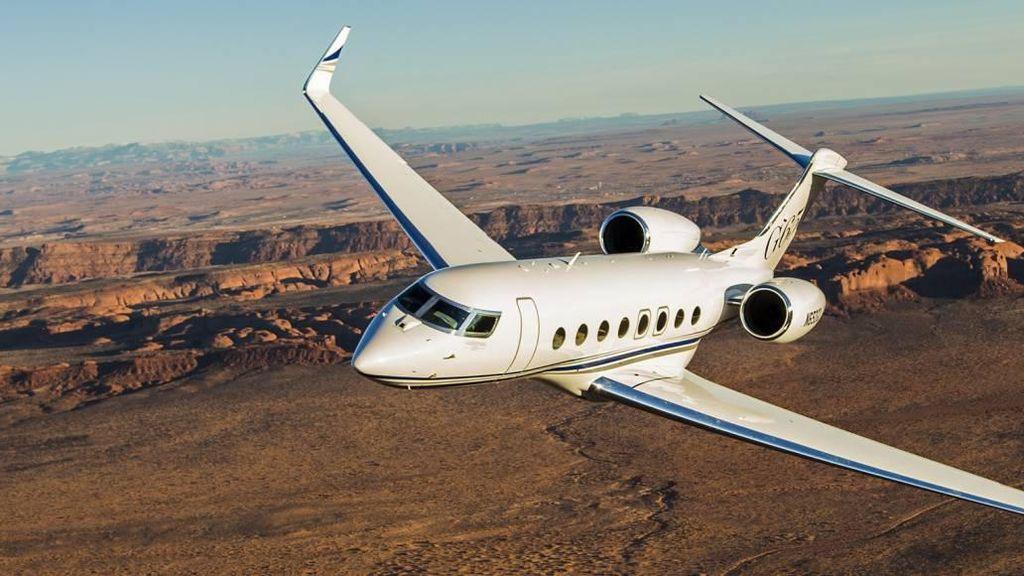 Jet Gulfstream G650 Jadi Investasi Orang Super Kaya