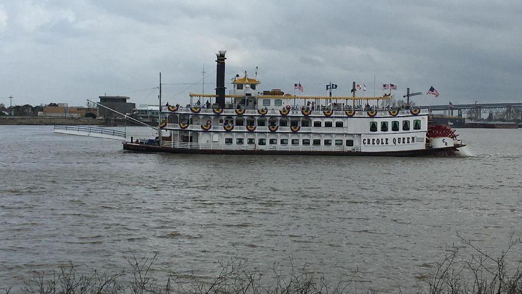 Melihat Lebih Dekat Daya Tarik Sungai Mississippi