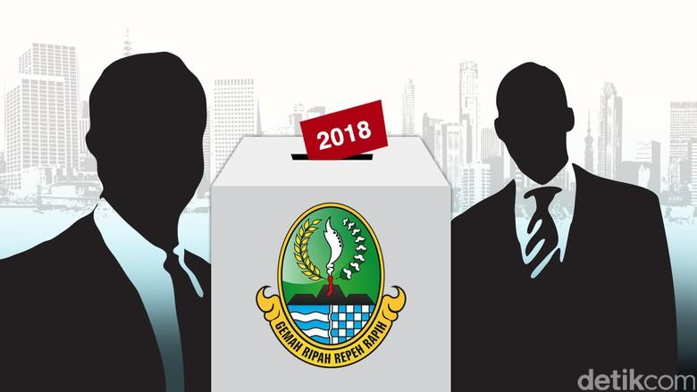 PDIP Belum Tentu Koalisi dengan NasDem di Pilgub Jabar 2018