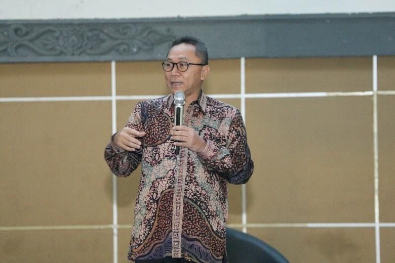 Cerita Ketua MPR Jadi Pengusaha yang Berani Ambil Risiko