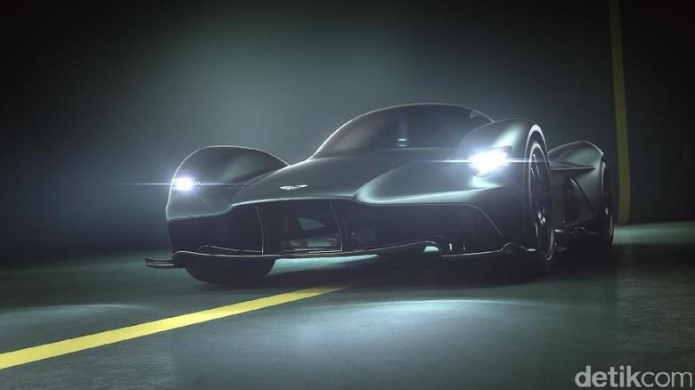 Orang Indonesia Sudah Ada yang Punya Hypercar Aston Martin