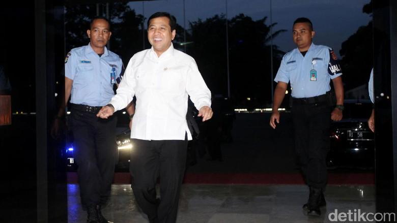 KPK: Kondisi Setya Novanto Membaik, Sudah Bisa Diperiksa