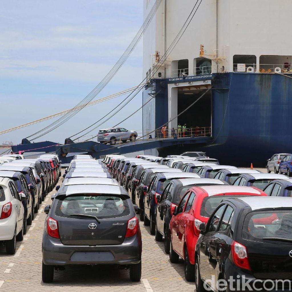 Ini Strategi Toyota Jika Ekspor ke Vietnam Temui Jalan Buntu
